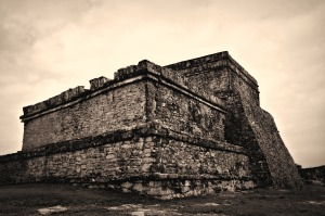 Tulum Mayan Ruin (photo/Kendra Yost)