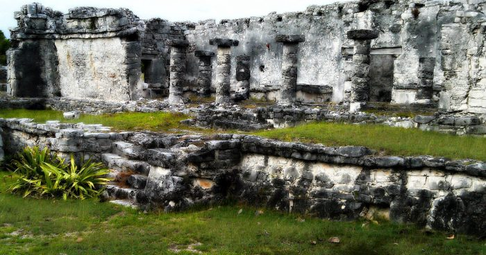 Tulum Mayan Ruins in Quintana Roo, MX December  2012. (Photo/Kendra Yost)