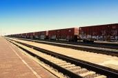 Train Yard at La Posada