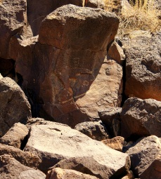 Petroglyph National Monument in New Mexico (Photo/Kendra Yost)