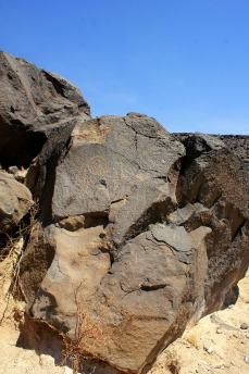 . Petroglyph National Monument in New Mexico (Photo/Kendra Yost)