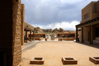Sky City Cultural Center and Haak'u Museum in New Mexico. (Photo/Kendra Yost)