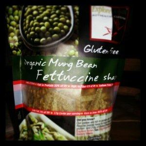 Organic Mung Bean Fettuccine