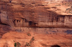 First Ruin at Junction Overlook in Canyon de Chelly in northeastern Arizona. (Photo/Kendra Yost)