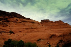 A view from White House Ruin Trail in Canyon de Chelly in Northeastern Arizona. (Photo/Kendra Yost)