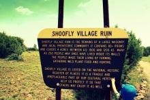 Shoofly Village Ruins in Payson, Arizona. Photo/Kendra Yost