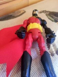 Rojo Batman