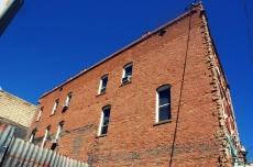 An old building in Bisbee Arizona. Photo/Kendra Yost