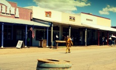 Fremont Street in Tombstone Arizona. Photo/Kendra Yost
