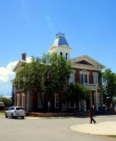 Historical Tombstone Court House in Arizona. Photo/Kendra Yost