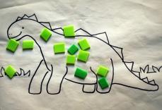 Dino Verde Blocks