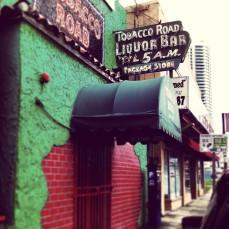 Tobacco Road bar downtown Miami