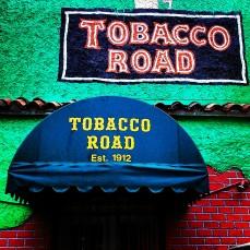 Tobacco Road bar Miami