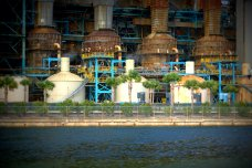 Big Ben Power Station canal in Apollo Beach. Photo/Kendra Yost