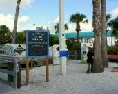 Entrance to Manatee Viewing Center at Apollo Beach. Photo/Kendra Yost