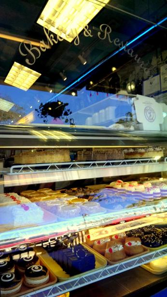 Greek Bakery in Tarpon Springs, Florida. Photo/Kendra Yost